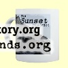 Sunset District Coffee Mug