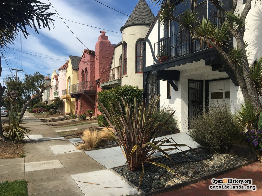 Streetwise: Residential Architecture of the Outside Lands