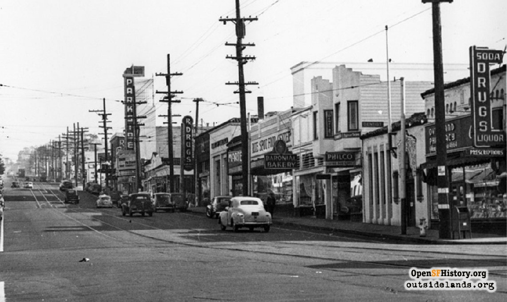 Streetwise: The Taraval Trail