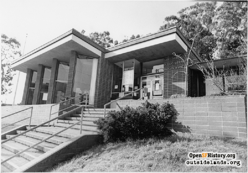 Outside Lands Podcast Episode 391: Parkside Branch Library