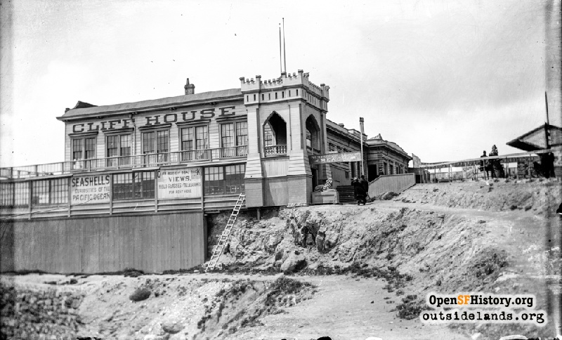 Outside Lands Podcast Episode 386: The Cliff House Project