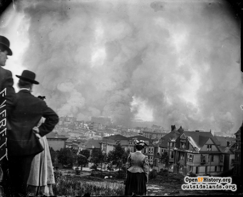 Outside Lands Podcast Episode 222: Fires of 1906