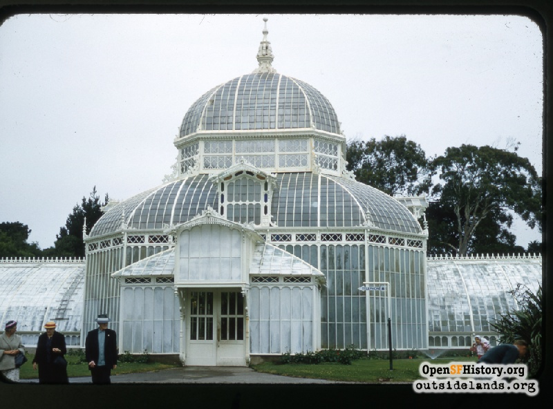 Outside Lands Podcast Episode 101: Conservatory of Flowers