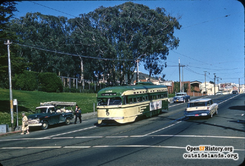 Outside Lands Podcast Episode 140: Sunset District Streetcar Lines