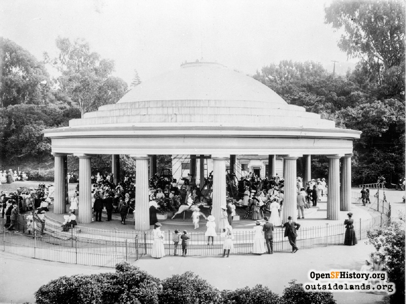 Outside Lands Podcast Episode 124: Golden Gate Park Carousel