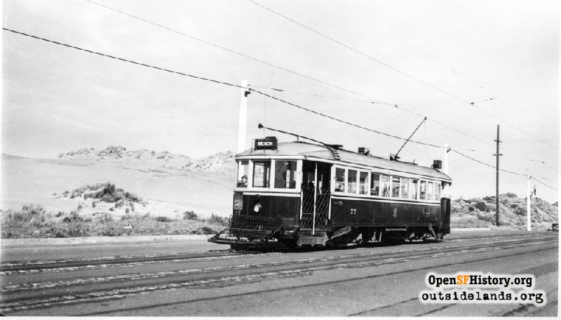 Outside Lands Podcast Episode 245: L-Taraval Streetcar