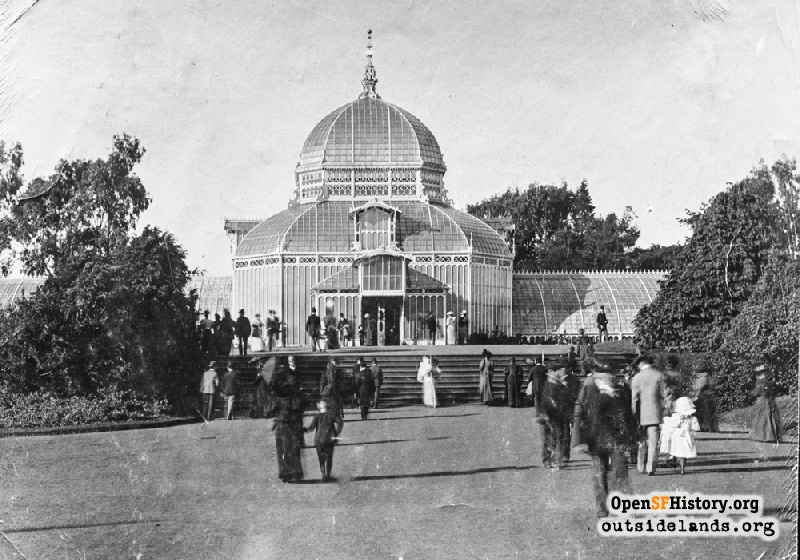 Outside Lands Podcast Episode 322: Conservatory of Flowers Myths