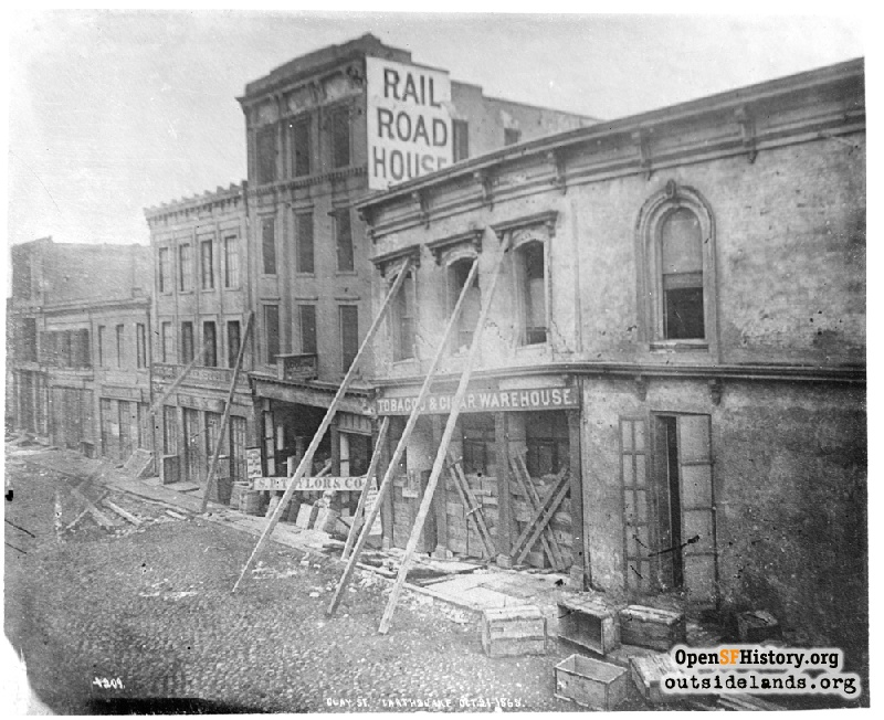 Outside Lands Podcast Episode 297: The 1868 Earthquake