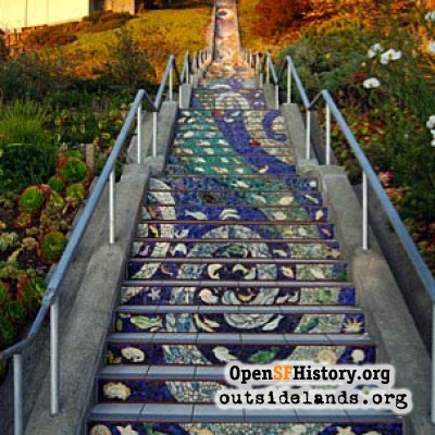 16th Avenue Steps