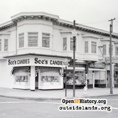 19th and Geary, 1951