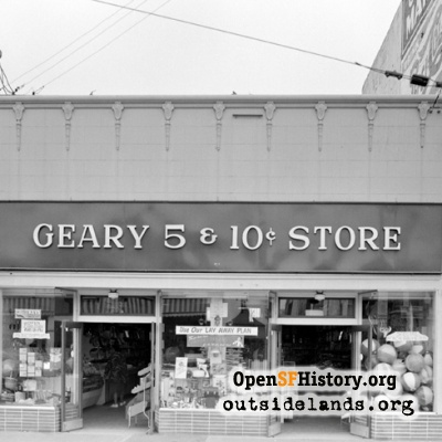 Geary 5 and 10, 1951