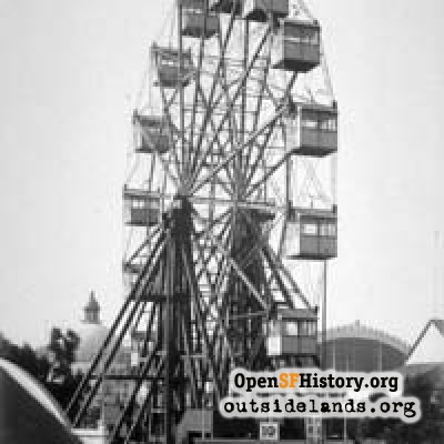 Firth Wheel at 1894 Midwinter Fair