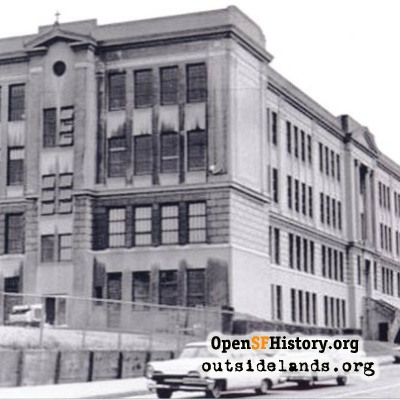 St. Ignatius High School, 1960s