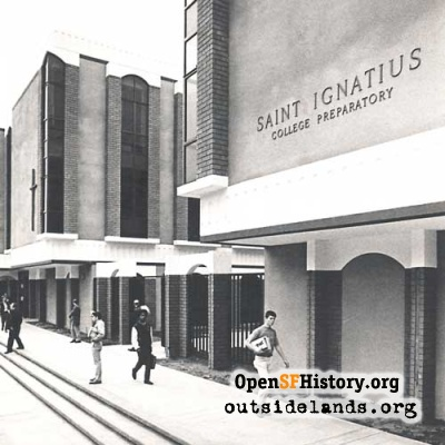 St. Ignatius College Preparatory, 1970.