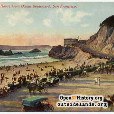 Third Cliff House, 1911
