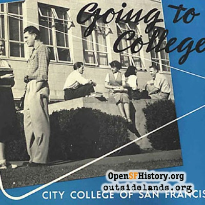 City College Pamphlet
