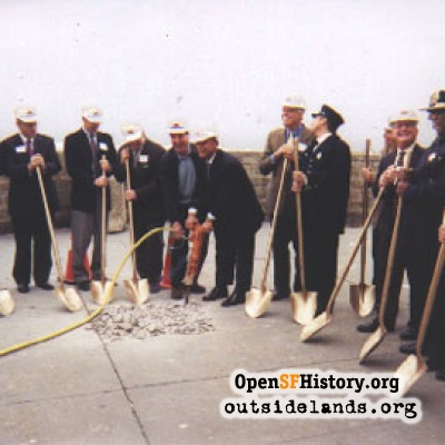 Cliff House Groundbreaking