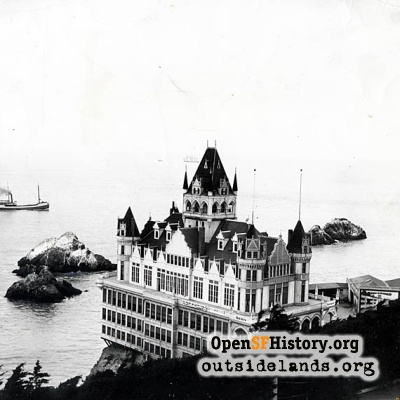 Cliff House, 1900s