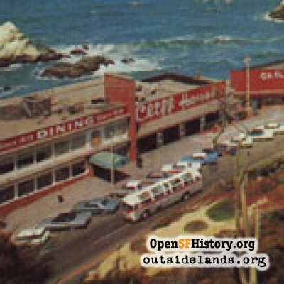 Cliff House 1950s
