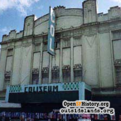 Coliseum Theater, 2000