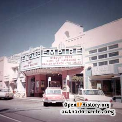 Empire Cinema - 1966