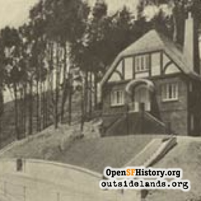 Geo. Covell Home - Forest Hill 1910s