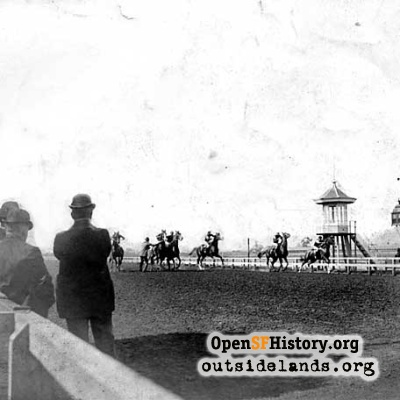Ingleside Racetrack, 1904