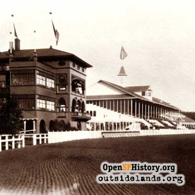 Ingleside Racetrack - 1895