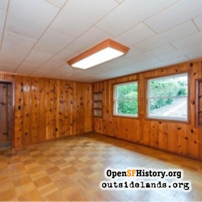 Knotty Pine Room in the Parkside