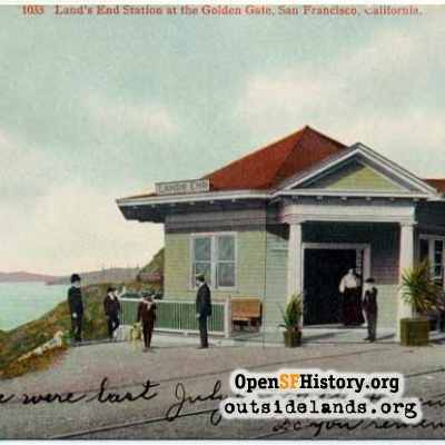 Lands End Station