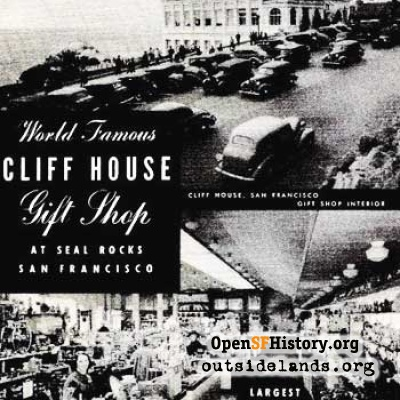Cliff House Gift Shop