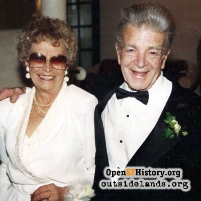 Wilma and Willie Nabbefeld, 1992