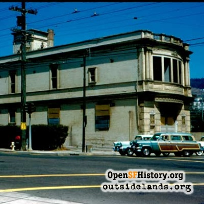 Ocean Avenue Firehouse, 1950s