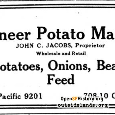 Pioneer Potato Market
