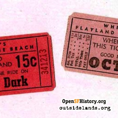 Playland Tickets