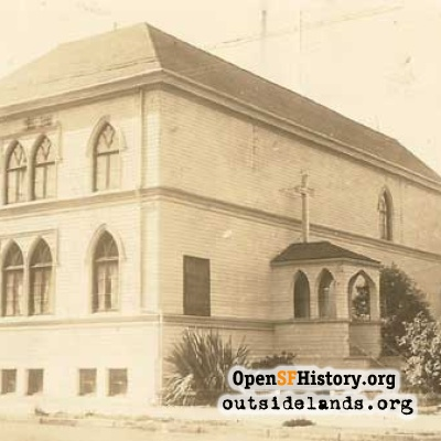 Park Presidio Methodist - 1908