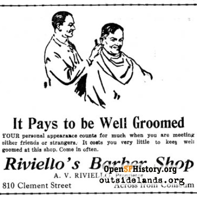 Riviello's Barber Shop