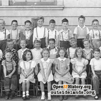 1947 Miraloma First Grade