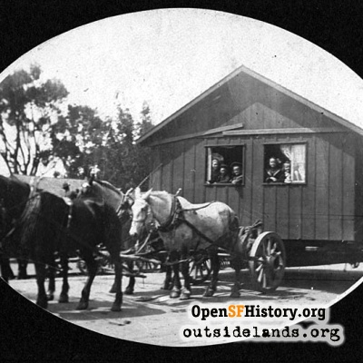 Refugee Cottage, 1907