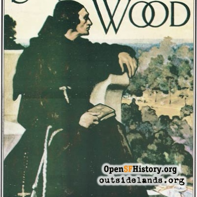 St. Francis Wood artwork, 1913