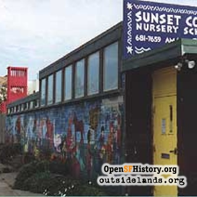 Sunset Coop, August 2000