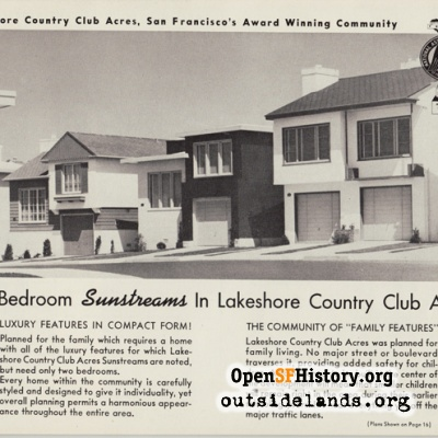 Country Club Acres homes, 1950s