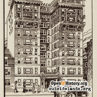 Leonard & Russell designed apartments