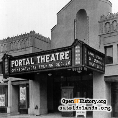 Portal Theatre (Empire), 1925