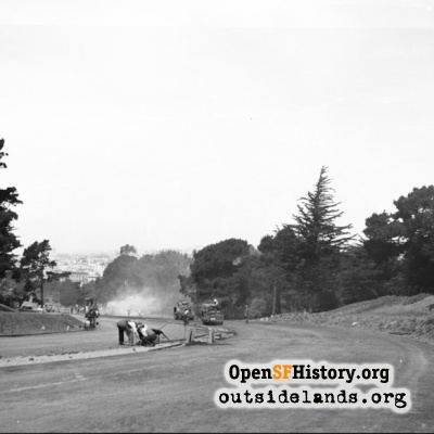 Crossover Drive, Golden Gate Park