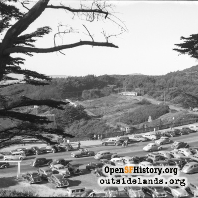 Point Lobos Avenue Parking