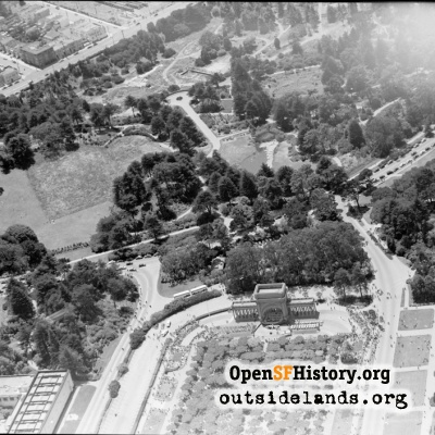 Golden Gate Park Music Concourse