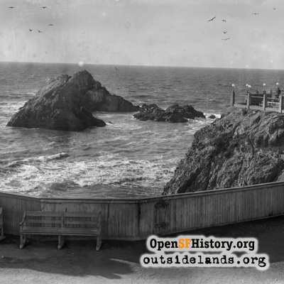 Seal Rock, Cliff House