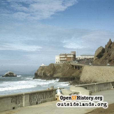 Cliff House, Ocean Beach