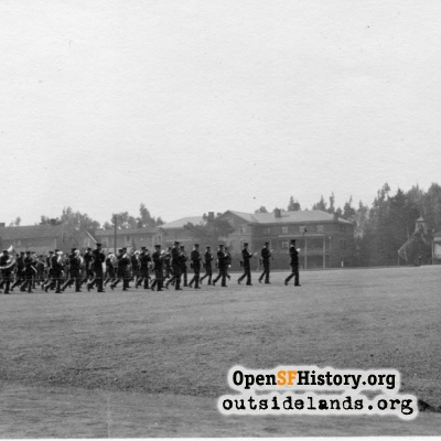 Presidio Parade Grounds